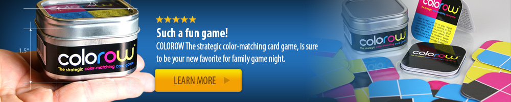 colorow color matching card game